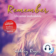 Remember. Un amor inolvidable