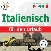Italienisch für den Urlaub – Hören & Lernen: In vacanza – Neue Edition