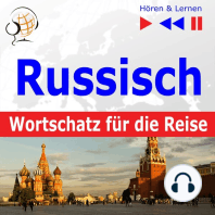 Russisch Wortschatz für die Reise – Hören & Lernen