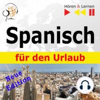 Spanisch für den Urlaub – Hören & Lernen