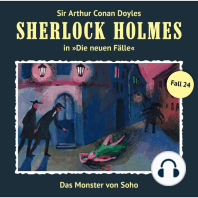 Sherlock Holmes - Die neuen Fälle, Fall 24