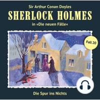 Sherlock Holmes, Die neuen Fälle, Fall 20