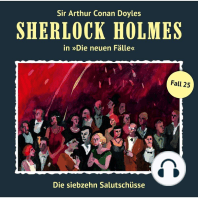 Sherlock Holmes, Die neuen Fälle, Fall 25