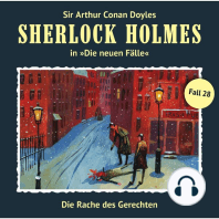 Sherlock Holmes, Die neuen Fälle, Fall 28