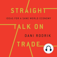 Straight Talk on Trade