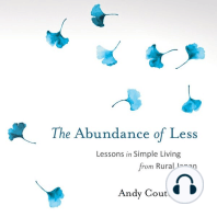 The Abundance of Less: Lessons in Simple Living from Rural Japan