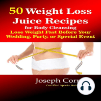 50 Weight Loss Juice Recipes for Body Cleansing