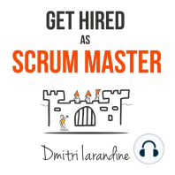 Get Hired as Scrum Master: Guide for Agile Job Seekers and People Hiring Them