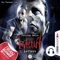 Lovecraft Letters - Lovecraft Letters, Folge 5 (Ungekürzt)