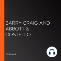 Barry Craig and Abbott & Costello
