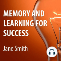 Memory and Learning for Success