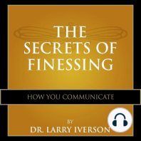 The Secrets of Finessing