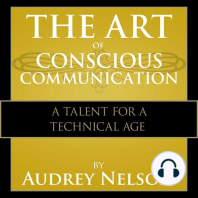 The Art of Conscious Communications