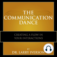 The Communication Dance