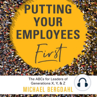 Putting Your Employees First