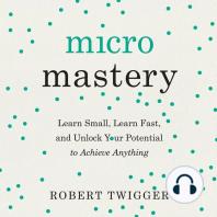 Micromastery