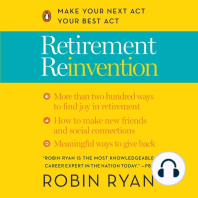Retirement Reinvention