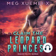 Claim the Leopard Princess