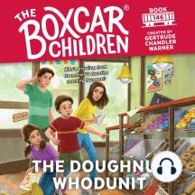 The Doughnut Whodunit: The Boxcar Children Mysteries, Book 146