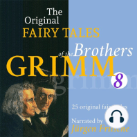 The Original Fairy Tales of the Brothers Grimm