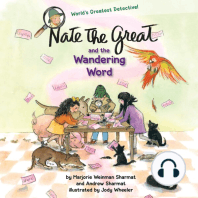 Nate the Great and the Wandering Word