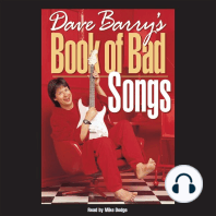 Dave Barry's Book of Bad Songs