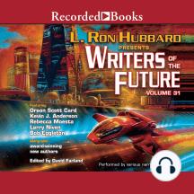 L. Ron Hubbard Presents: Writers of the Future, Volume 31
