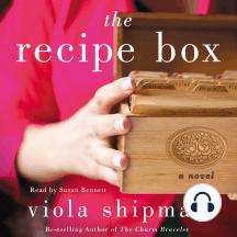 The Recipe Box: A Novel