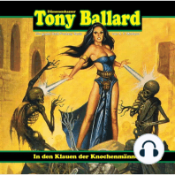 Tony Ballard, Folge 24