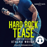 Hard Rock Tease: A Rock Star Romance: Darkest Days, Book 1