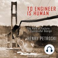 To Engineer Is Human
