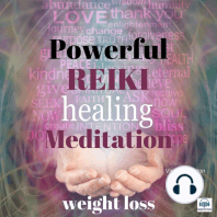 Powerful Reiki Healing Meditation for Weight Loss