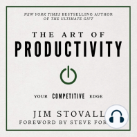 The Art of Productivity