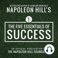The Five Essentials of Success