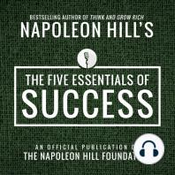 The Five Essentials of Success