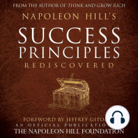 Napoleon Hill's Success Principles Rediscovered