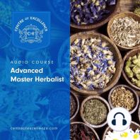 Advanced Master Herbalist
