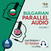 Bulgarian Parallel Audio