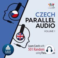 Czech Parallel Audio
