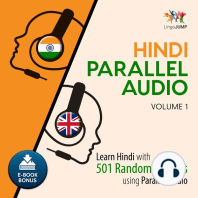 Hindi Parallel Audio