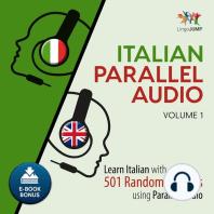 Italian Parallel Audio