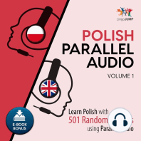 Polish Parallel Audio