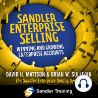 Sandler Enterprise Selling