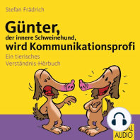 Günter, der innere Schweinehund, wird Kommunikationsprofi