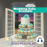 Wedding Cake Crumble
