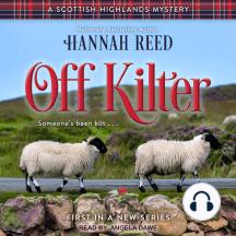 Off Kilter: Scottish Highlands Mysteries, Book 1