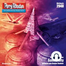 """Perry Rhodan 2948: Sunset City: Perry Rhodan-Zyklus """"Genesis"""""""