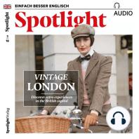 Englisch lernen Audio - Vintage London