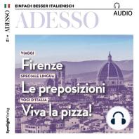 Italienisch lernen Audio - Firenze