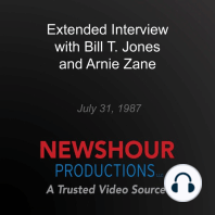 Extended Interview with Bill T. Jones and Arnie Zane